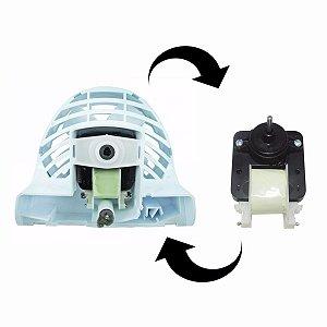 Motor Micro Ventilador Geladeira Continental Bosch 710563