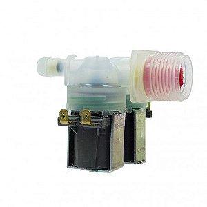 Válvula Dupla Lavadora Electrolux Lm06 Lf75 Lte09 220volts