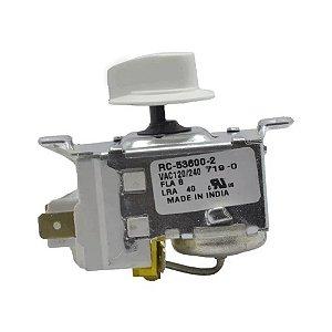 Termostato Para Freezer Standard Mod Rc53600-2