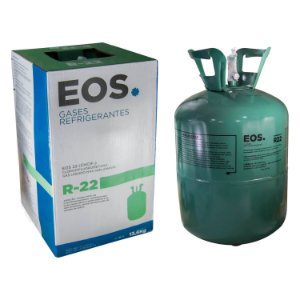 Gas R22 Para Arcondicionado Eos R22 13,6kg