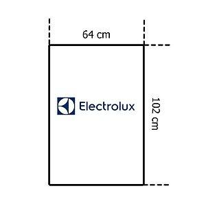 Gaxeta Borracha Para Freezer Electrolux H300 Original