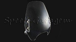 Bolha Parabrisa Kawasaki z300 Z800 Z750 Z1000 Z650 Aj9 Transparente