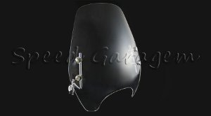 Bolha Parabrisa  Ktm 200 390 Duke Mv Agusta Brutale Naked Aj9 Transparente