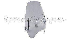Bolha Parabrisa Suzuki Bandit 650 1250 600 1200 Gsx S1000 s750 Air 9 Fume Claro