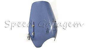 Bolha Parabrisa Yamaha Xj6 Fazer 250 Dt 180 200 Factor Ybr 125 Xtz 125 250 Rdz Rd 125 135 350 Air 9 Fume Escuro