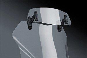 Defletor de vento Puig Fume Claro Bmw G650GS 2012 para Bolha puig 5469h - 6320H