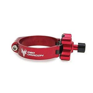 Dispositivo de Largada Competição Honda Cr 80 85r 1996 Crf 150r 2007 Vermelho Red Dragon