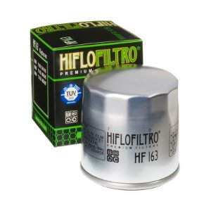 Filtro de Oleo Cromado Harley Davidson V-Rod Night Rod Hiflo HF174C