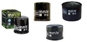 Filtro Oleo Ninja 300 Zx-6r Zx-10r Er-6n Versys Z750 Z800 Cb1300 Cbr 900 929 Hiflo HF303