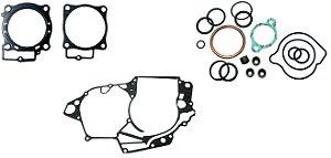 Junta do Cabeçote Motor Superior Honda Crf 250r 04-07 Retentor de Valvula Red Dragon