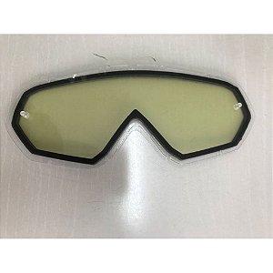 Lente de Reposição Dupla Cristal Oculos Red Dragon modelo YH-16