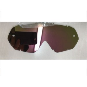 Lente de Reposição Dupla Semi Espelhada Oculos Red Dragon modelo YH-16