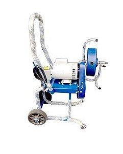 Máquina Desentupidora Eletrica Fpf 500 Com Acessórios Completa