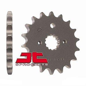 Pinhão Aço [520] Suzuki DR 800 1988-2000 JT JTF438-15