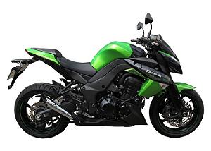 Ponteira do Escapamento Torbal Kawasaki Z1000 Ninja 1000 até 2013 Conico