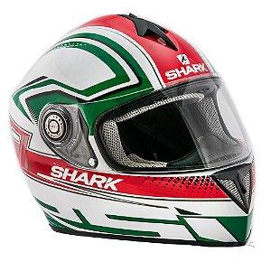 Capacete para Moto Shark Rsi S2 Splinter Wgr