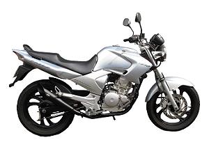 Escapamento Ponteira Torbal Yamaha Fazer 250 2010 em dante Injetada C/ Sonda