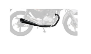 Escapamento Super Estralador Torbal Yamaha YBR 125 CC Nano Pipe