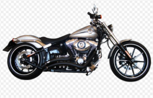 "Escapamento Torbal Harley Davidson Breackout 14 a 17 2""1/4 Snake Big Radius"