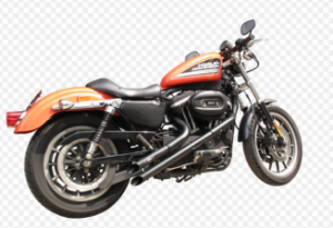 "Escapamento Torbal Harley Davidson Sportster 883 R 06-13 2 "" Pol. Reto Inclinado Lateral"