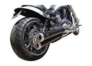 Ponteira para Escapamento Torbal Harley Davidson Night Rod e V-Rod 2003 a 2010 Terminal Star