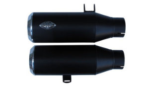 """Ponteira para Escapamento Torbal Harley Davidson Night Rod / V-Rod 2009-2012 4"""" Pol. 32cm Curta"""