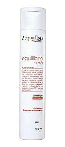 ACQUAFLORA Equilíbrio Queda Rais Oleosa Shampoo 300ml