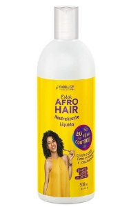 AFRO HAIR Neutralizante Capilar Líquido 500ml