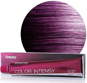 AMEND Color Intensy Coloração Permanente 0.2 Violeta Intensificador