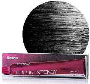 AMEND Color Intensy Coloração Permanente 1.0 Preto