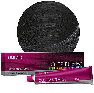 AMEND Color Intensy Coloração Permanente 2.1 Preto Azulado