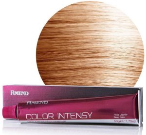 AMEND Color Intensy Coloração Permanente 9.0 Louro Muito Claro