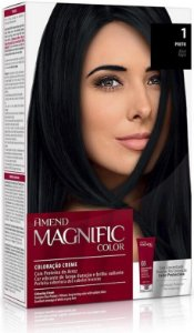 AMEND Magnific Color Coloração 1 Preto