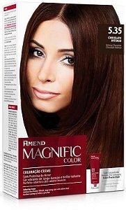 AMEND Magnific Color Coloração 5.35 Chocolate Intenso