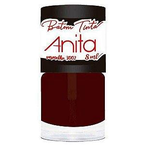 ANITA Batom Tinta Vermelho 8ml