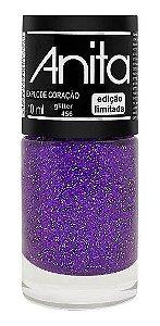ANITA Esmalte Carnaval 2020 Glitter Explode Coração