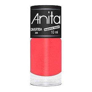 ANITA Esmalte Espanta Tédio Neon Divertida