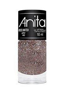 ANITA Esmalte Glitter #Deu Match