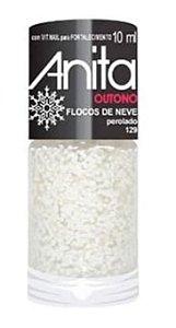 ANITA Esmalte Perolado Flocos de Neve