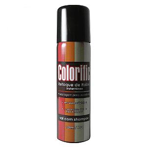 ASPA Colorific Retoque de Raízes Instantâeno Castanho Médio 120ml