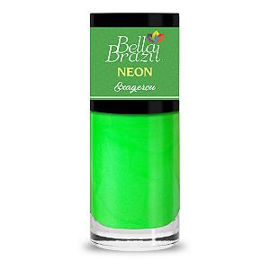 BELLA BRAZIL Esmalte Neon Exagerou 9ml