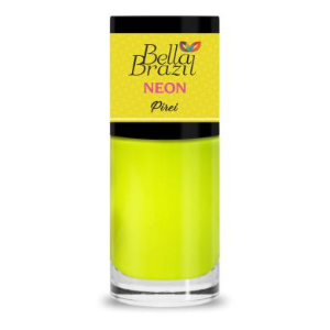 BELLA BRAZIL Esmalte Neon Pirei 9ml