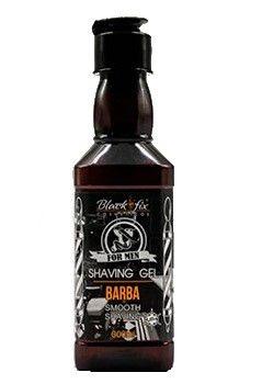 BLACK FIX Shaving Gel for Men 300ml