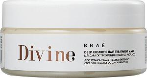 BRAÉ Divine Máscara Capilar para Tratamento Profundo 200g
