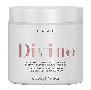 BRAÉ Divine Máscara Capilar para Tratamento Profundo 500g