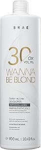 BRAÉ Wanna Be Blond Água Oxigenada 30 Volumes 900ml