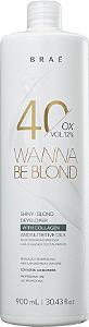 BRAÉ Wanna Be Blond Água Oxigenada 40 Volumes 900ml