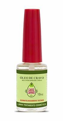 CASCO de CAVALO Óleo de Cravo Recuperador de Unhas 10ml
