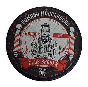 CLUB BARBER Pomada Modeladora For Men Efeito Teia 130g