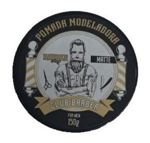 CLUB BARBER Pomada Modeladora For Men Matte 150g